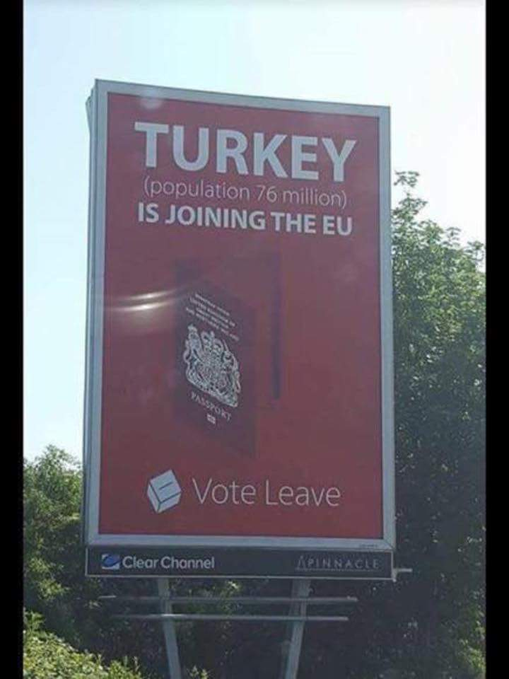Turkey Joining EU